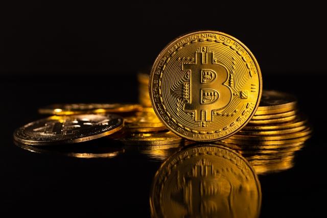 ビットコイン、また下落