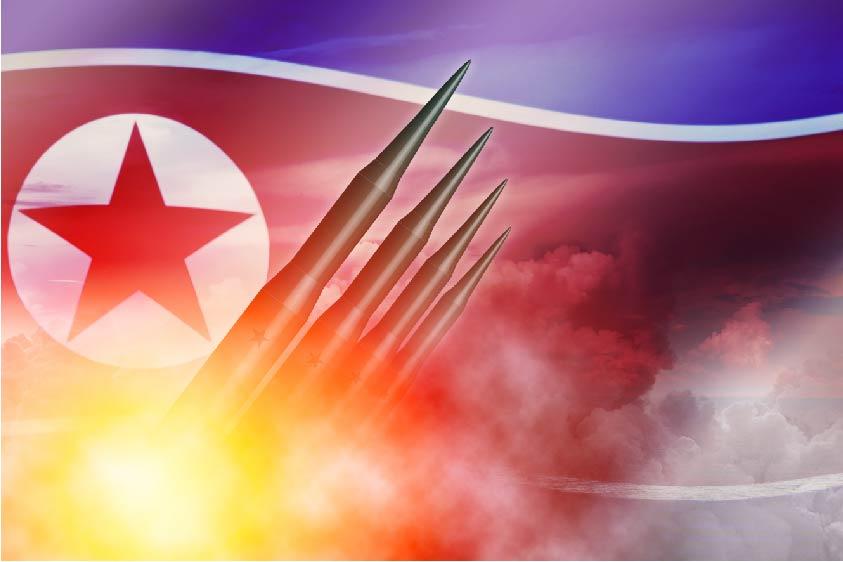 北朝鮮がミサイルを発射し続ける理由